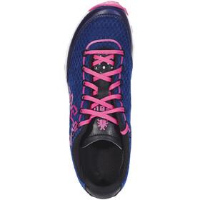 Icebug Acceleritas6 RB9X - Zapatillas running Mujer - rosa/azul